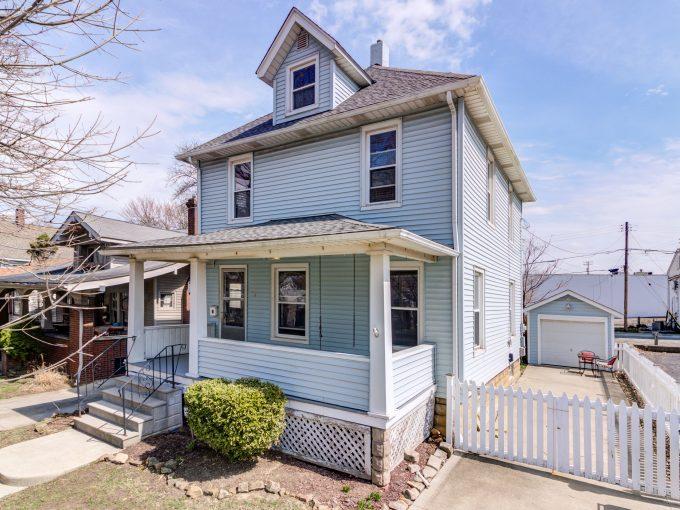213 Olive St. Elyria, Ohio