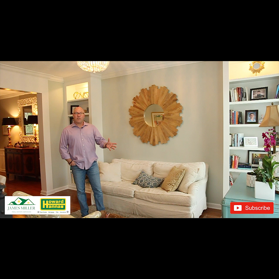 Miller Moves Homes Episode 5 Preparing Your Front Room or Study for Sale or Photography